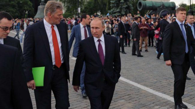 Кремъл: Не реагирахме на имейла за Тръмп тауър в Москва, това не е наша работа