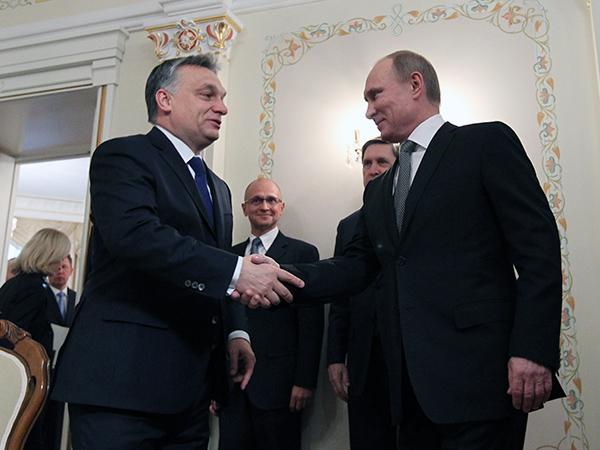 Путин се среща днес с Орбан в Будапеща