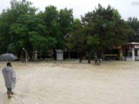Обявиха извънредно положение в Красноярск заради наводненията