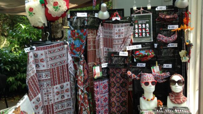 Руснаци превърнаха старите шевици в нова мода