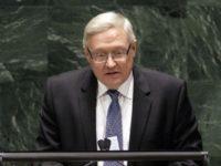 Руски зам.-министър: Свикнали сме с американската намеса