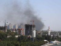 Бедствено положение в Ростов на Дон, 120 сгради са пострадали при пожара в Руския град