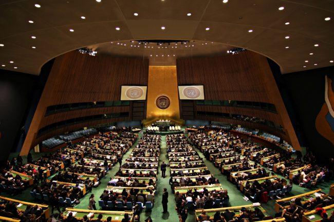 САЩ блокираха заявлението на Съвета за сигурност на ООН относно обстрела срещу посолството на Русия в Дамаск
