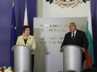 Борисов: По време на председателството ще настояваме за падане на санкциите срещу Русия