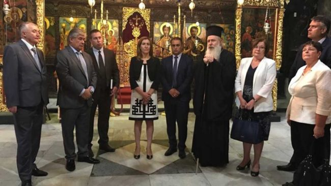 Министерството на туризма разработва маршрути за религиозен туризъм на руски туристи в България