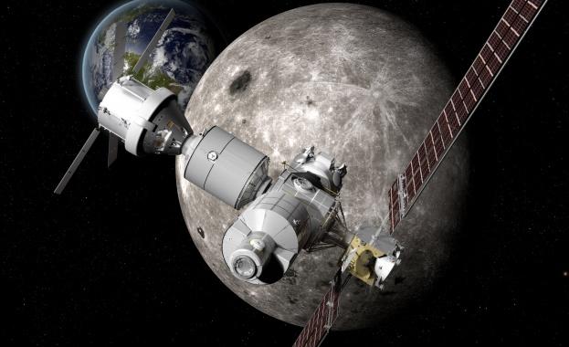 Русия се включва в проекта за космическа станция до Луната