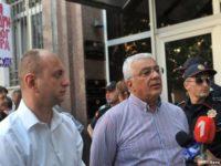 """Съдът не разреши на черногорски опозиционери да посетят Москва по покана на """"Единна Русия"""""""