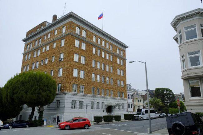 САЩ искат Русия да им продаде опразнените представителства