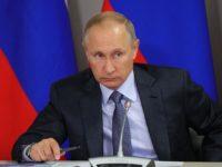 Путин обяви историческо събитие: Русия унищожи запасите си от химически оръжия