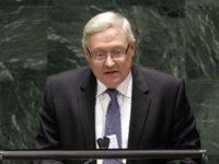 Рябков: Пхенян трябва да спре провокационните си действия