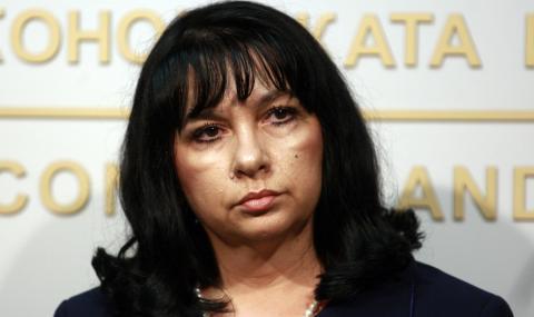 """Теменужка Петкова разговаря с шефа на """"Газпром"""""""