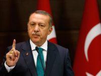 Ердоган заяви, че САЩ нямат право да критикуват Турция за купуването на руски ракетни системи C-400