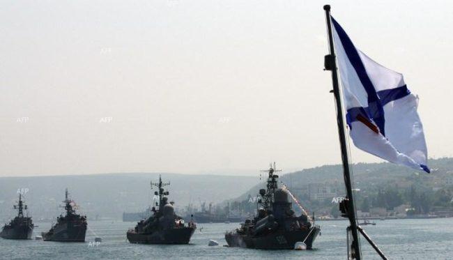 Бойни кораби на Русия и Индия проведоха съвместни учения