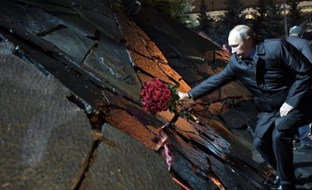 Путин се обяви срещу репресиите от миналото