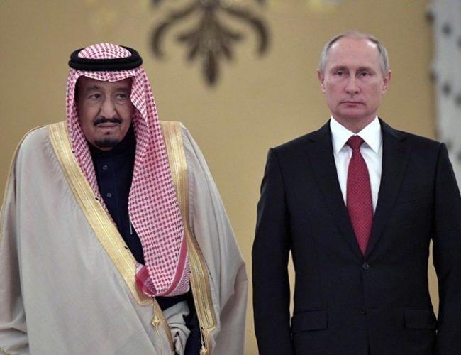 Кралят на Саудитска Арабия разказа детайли от срещата си с Путин
