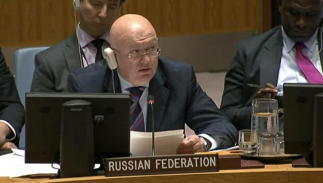 Василий Небензя: Русия няма да приеме претенциите на Северна Корея за получаване на статут на ядрена държава