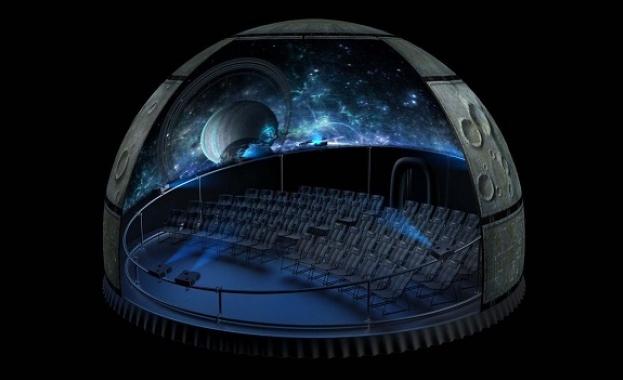 В Санкт Петербург бе открит най-големият планетариум в света