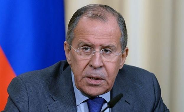 Лавров: Москва е заинтересувана от мирното решение на кризата в Ливан