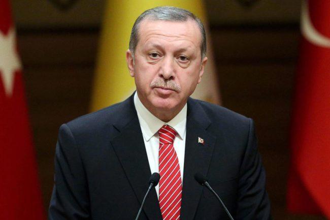 Президентът на Турция Реджеп Таийп Ердоган ще посети Москва на 13 ноември