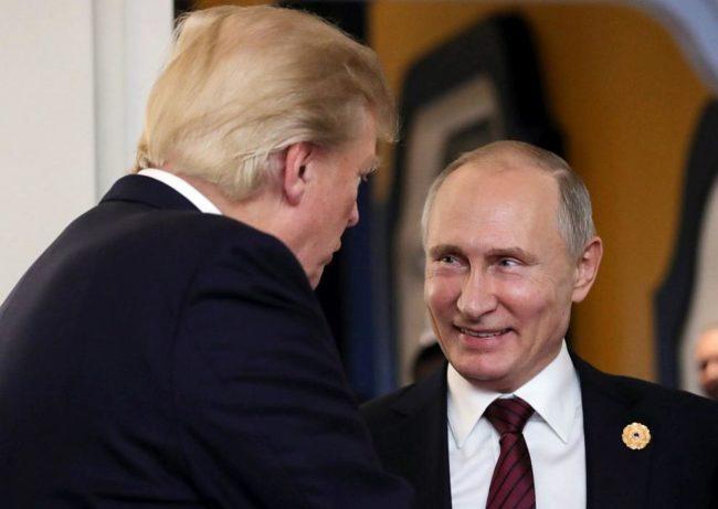 Путин и Тръмп обсъдиха Сирия, Северна Корея и Украйна