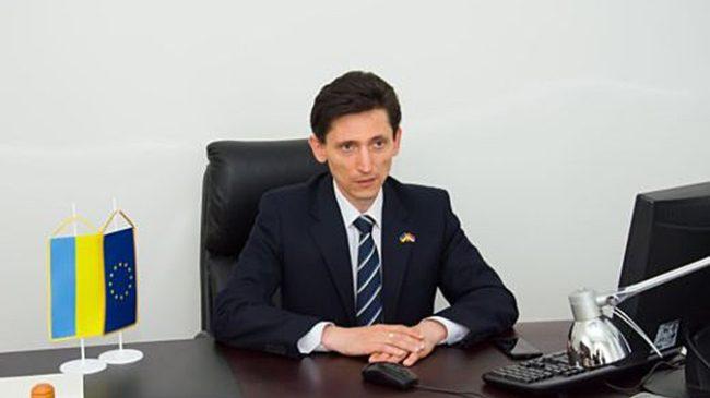 Украинския посланик Oлександър Александрович