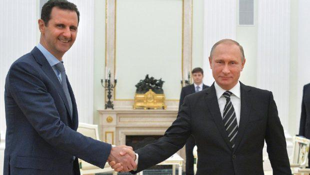 Путин: Военната операция в Сирия приключва, време да се премине към мирния процес