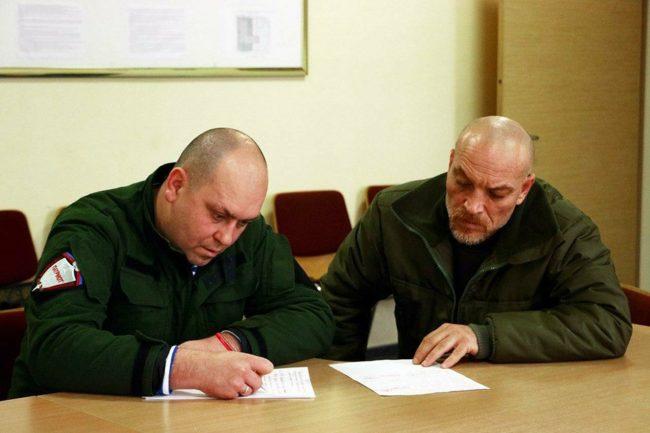 Обстановката в Донбас ескалира
