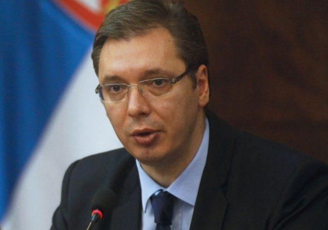 Сърбия не е въвела и няма да въведе санкции срещу Русия