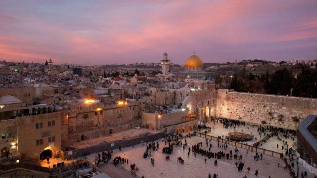 Израел зове Русия да си премести посолството в Йерусалим