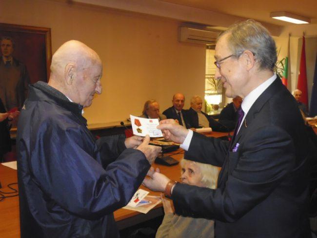 Среща с г-н Владимир Поздняков, депутат от Руската Дума