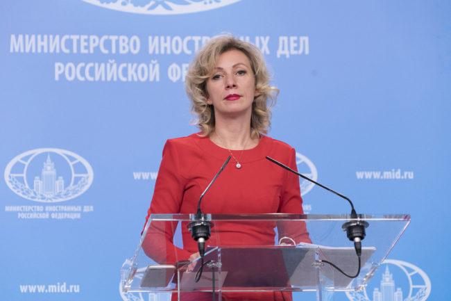 Захарова: Американските медии и чуждестранни агенти няма да бъдат лишени от акредитация в Русия
