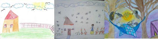IX международен конкурс за детска рисунка – II кръг