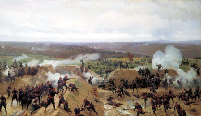 Руско-турската война – Участие на полски войници за освобождение на България