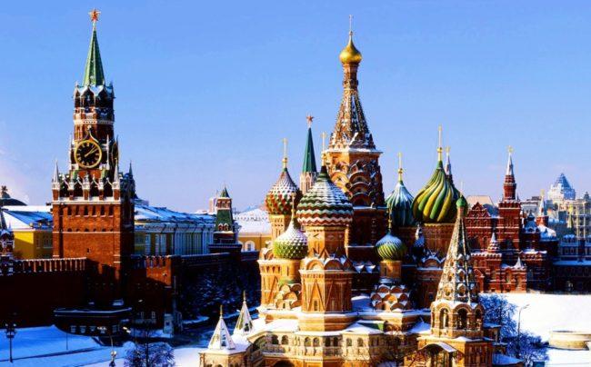 Тържествено събрание на научните дейци в Москва