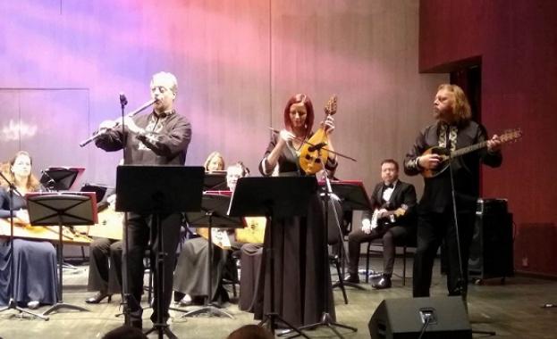 В Москва се проведе концерт в чест на 140-годишнината от Освобождението на България от османско иго