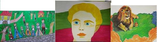 IX международен конкурс за детска рисунка – IV кръг