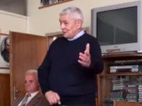 Любомир Коларов в беседа с русофили в Перник (видео)