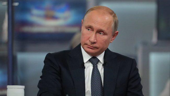 """""""Прямая линия"""" с Владимир Путин (въпроси и отговори)"""