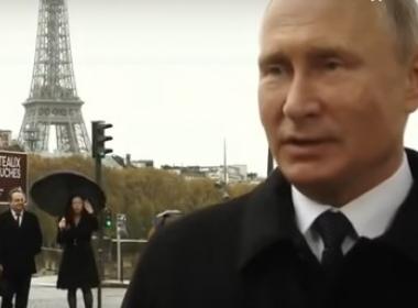 За армията на ЕС и отношенията със САЩ:  Интервю на Путин за РТ  в Париж