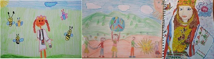 X международен конкурс за детска рисунка –VI кръг