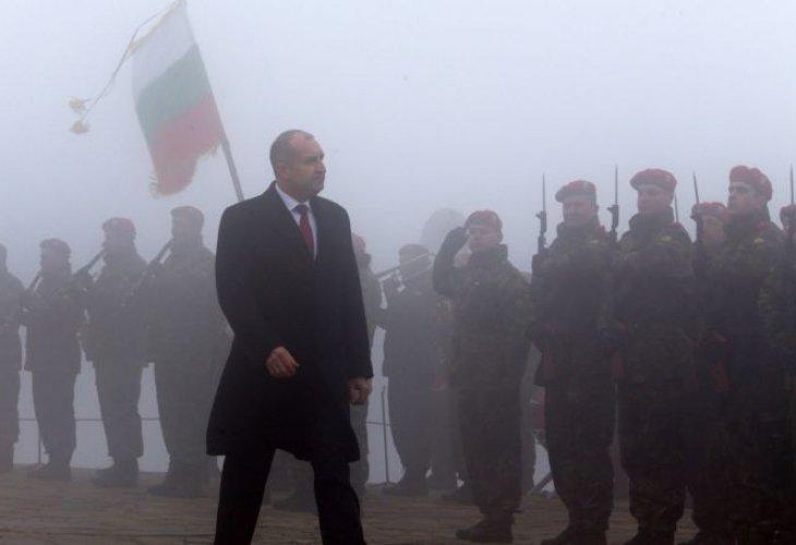 Слово на президентът Румен Радев на връх Шипка по случай 3 март 2020 година