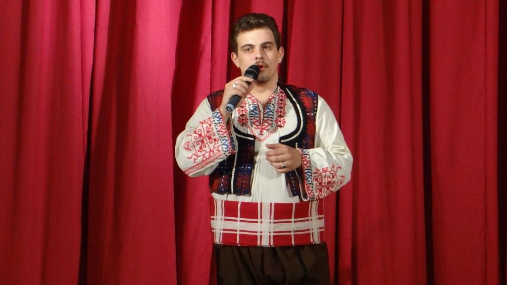 Антонио Дачовски с концерт по случай 142 г. от Освобождението на България