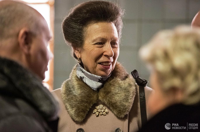 Принцесса Великобритании отметила роль СССР в победе над нацизмом