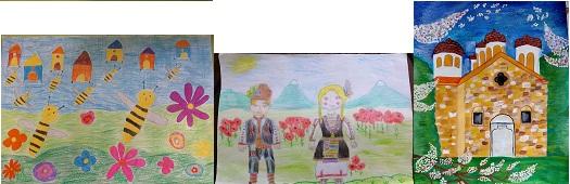 XI международен конкурс за детска рисунка – VI кръг