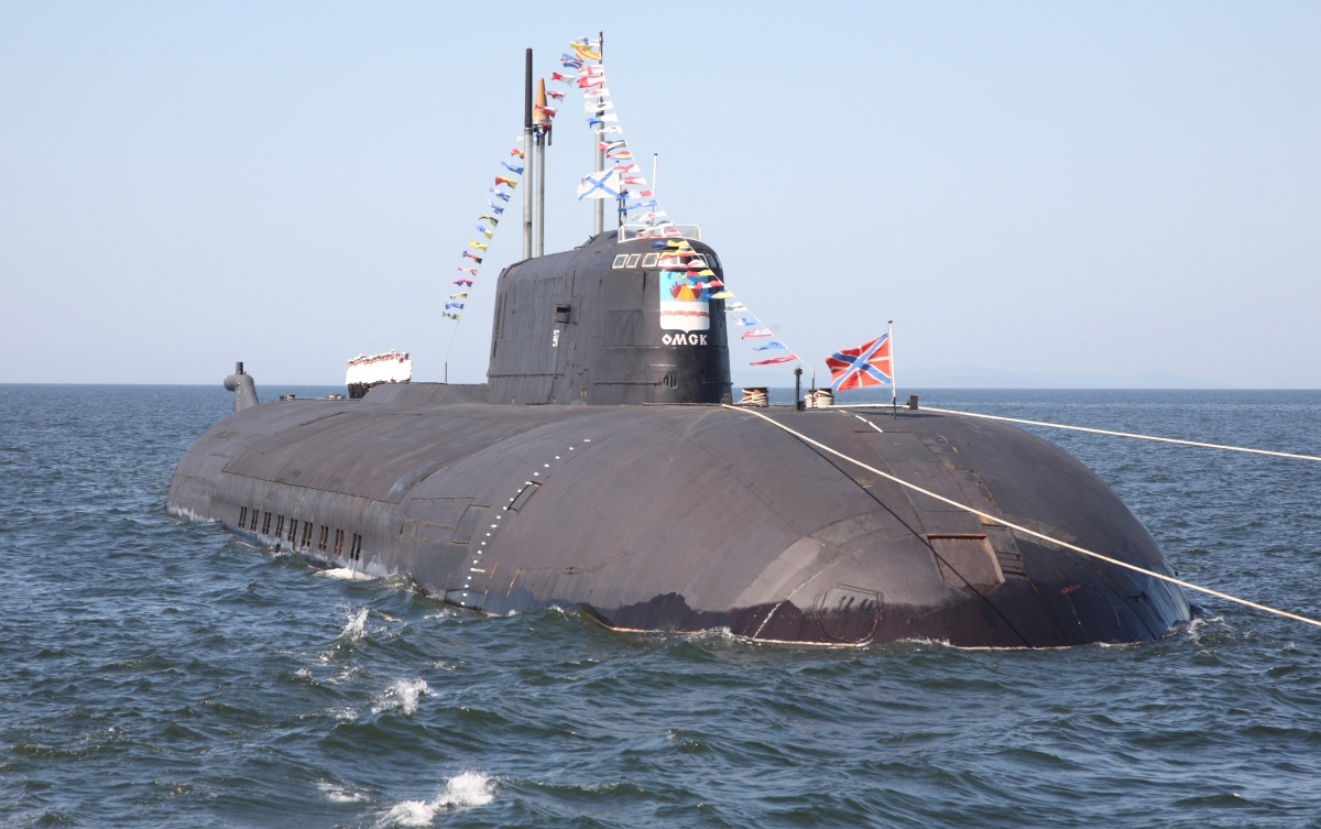 "АПЛ ""Омск"": защо руската подводница е опасна?"