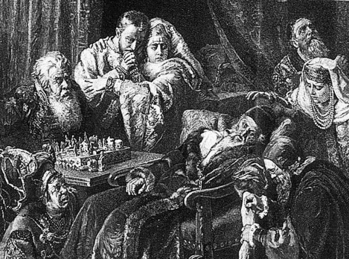 Смъртта на кои владетели на Русия поражда най-много въпроси