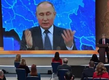 Исландски журналист се възхитил от формата на пресконференцията на Путин