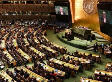 Генералната асамблея на ООН е приела руската резолюция за борба с героизацията на нацизма