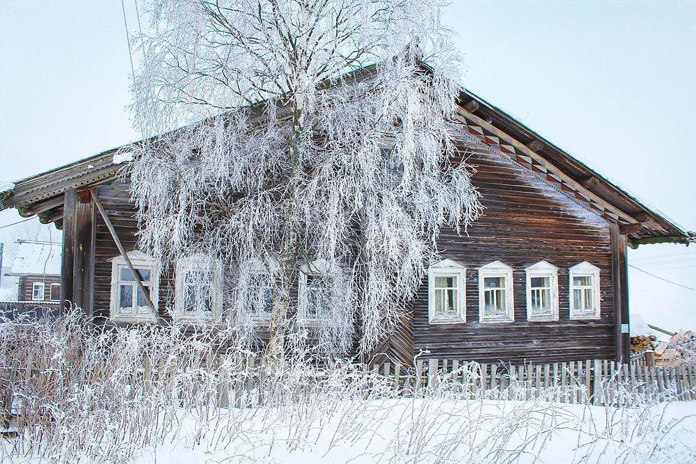 Сребърният пръстен на Русия. Архангелска област – село Кильца