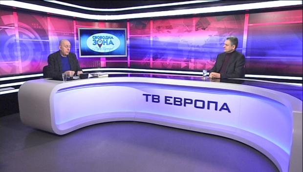 Интервю на Николай Малинов в ТВ ЕВРОПА